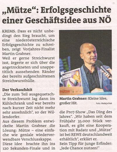 Presse Bezirksblaetter 201911